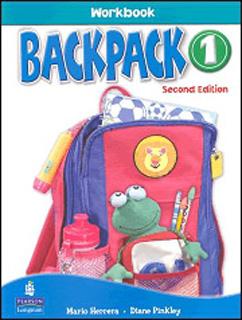 BACKPACK 1 WORKBOOK (INCLUDE CD)