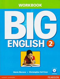 BIG ENGLISH 2 WORKBOOK (INCLUDE CD)