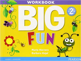 BIG FUN 2 WORKBOOK (INCLUDE AUDIO CD)