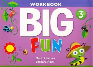 BIG FUN 3 WORKBOOK (INCLUDE CD)