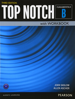 TOP NOTCH FUNDAMENTALS B STUDENTS BOOK WITH...