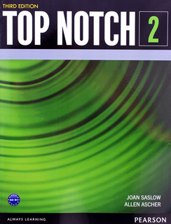 TOP NOTCH 2B WITH WORKBOOK