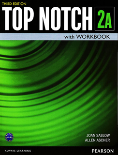 TOP NOTCH 2A WITH WORKBOOK