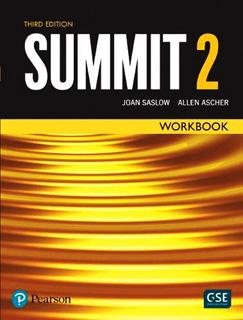 SUMMIT 2 WORKBOOK
