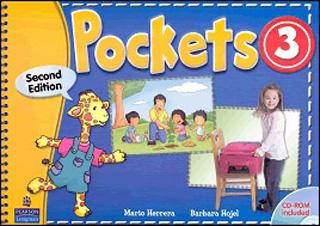 POCKETS 3 STUDENTS BOOK