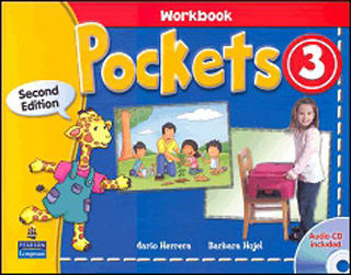 POCKETS 3 WORKBOOK (INCLUDE CD)