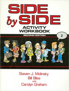 SIDE BY SIDE 2 WORKBOOK