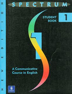 SPECTRUM 1 STUDENTS BOOK