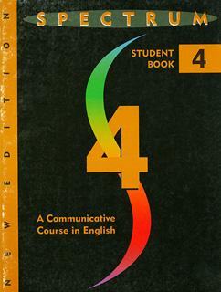 SPECTRUM 4 STUDENTS BOOK