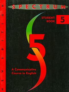 SPECTRUM 5 STUDENTS BOOK
