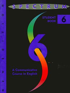 SPECTRUM 6 STUDENTS BOOK