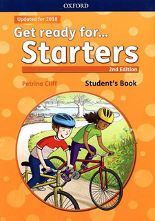 GET READY FOR... STARTERS STUDENTS BOOK