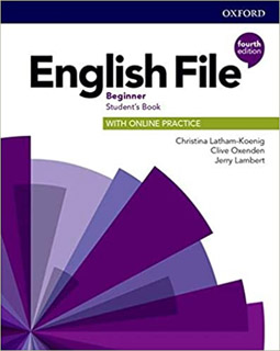 ENGLISH FILE BEGINNER STUDENTS BOOK WITH ONLINE...