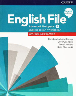 ENGLISH FILE ADVANCED STUDENTS BOOK MULTIPACK A