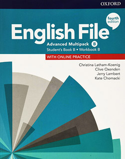 ENGLISH FILE ADVANCED STUDENTS BOOK MULTIPACK B