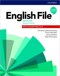 ENGLISH FILE ADVANCED STUDENTS BOOK WITH ONLINE...