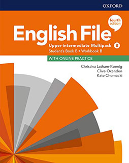 ENGLISH FILE UPPER-INTERMEDIATE MULTIPACK B WITH...