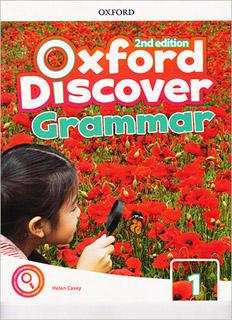 OXFORD DISCOVER 1 GRAMMAR BOOK