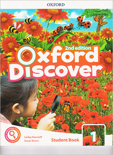 OXFORD DISCOVER 1 STUDENT BOOK WITH OXFORD...