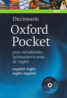 DICCIONARIO OXFORD POCKET PARA ESTUDIANTES...