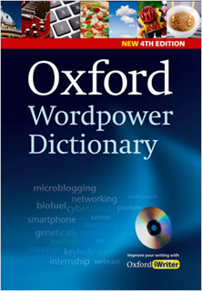 OXFORD WORDPOWER DICTIONARY (INCLUYE CD)