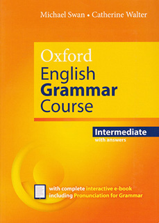 OXFORD ENGLISH GRAMMAR COURSE INTERMEDIATE WITH...