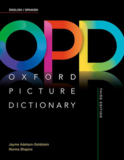 OXFORD PICTURE DICTIONARY BILINGUAL...