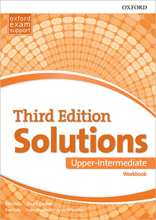 SOLUTIONS UPPER-INTERMEDIATE WORKBOOK
