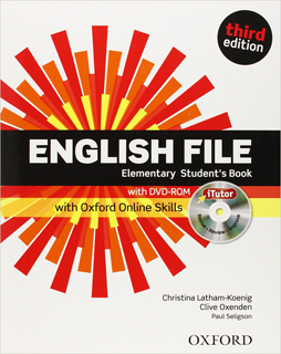 ENGLISH FILE ELEMENTARY STUDENTS BOOK (INCLUDE...