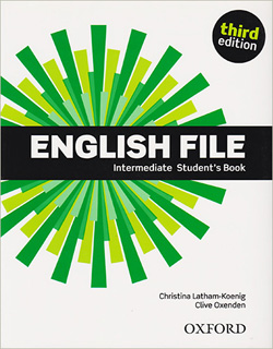 ENGLISH FILE INTERMEDIATE STUDENTS BOOK