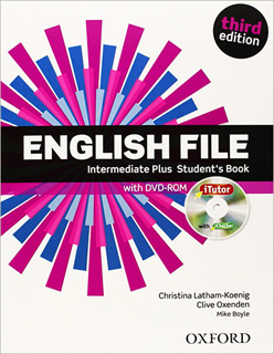 ENGLISH FILE INTERMEDIATE PLUS STUDENTS BOOK WITH...