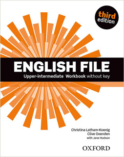 ENGLISH FILE UPPER-INTERMEDIATE WORKBOOK WITHOUT...