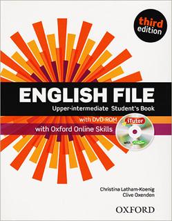 ENGLISH FILE UPPER-INTERMEDIATE STUDENTS BOOK...