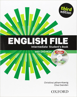 ENGLISH FILE INTERMEDIATE STUDENTS BOOK (INCLUDE...