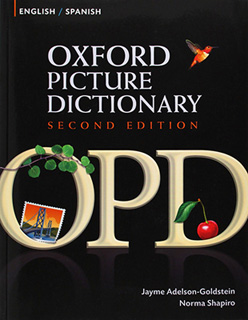 OXFORD PICTURE DICTIONARY ENGLISH-SPANISH...