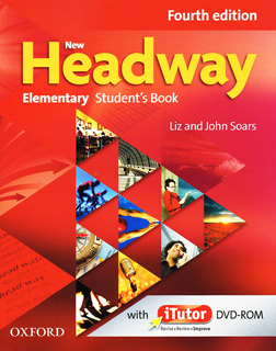 NEW HEADWAY ELEMENTARY STUDENTS BOOK WITH ITUTOR (INCLUYE DVD)