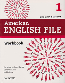AMERICAN ENGLISH FILE 1 WORKBOOK (INCLUDE ONLINE...