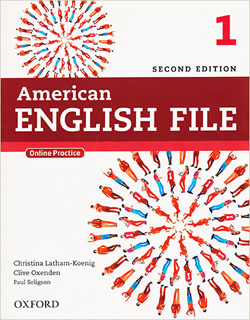 AMERICAN ENGLISH FILE 1 STUDENTS BOOK WITH ONLINE...