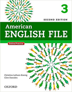 AMERICAN ENGLISH FILE 3 STUDENT BOOK INCLUDE...