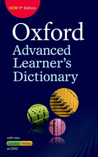 OXFORD ADVANCED LEARNERS DICTIONARY (INCLUYE DVD)...