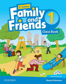 FAMILY AND FRIENDS 1 CLASS BOOK (INCLUDE MULTIROM)