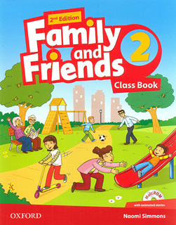 FAMILY AND FRIENDS 2 (AME) CLASS BOOK (INCLUDE...