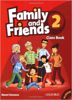 FAMILY AND FRIENDS 2 CLASS BOOK (INCLUDE MULTIROM)