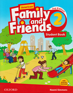AMERICAN FAMILY AND FRIENDS 2 STUDENT BOOK (WITH...