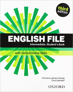 ENGLISH FILE INTERMEDIATE STUDENTS BOOK WITH...