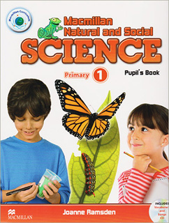MACMILLAN NATURAL AND SOCIAL SCIENCE 1 PRIMARY...