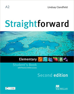 STRAIGHTFORWARD ELEMENTARY A2 PACK STUDENTS BOOK WITH PRACTICE ONLINE ACCESS