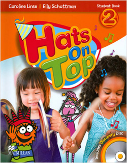 HATS ON TOP 2 STUDENTS BOOK (INCLUDE CD)