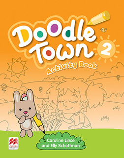 DOODLE TOWN 2 ACTIVITY BOOK
