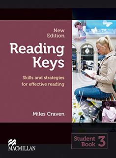 READING KEYS STUDENTS BOOK 3: SKILLS AND...